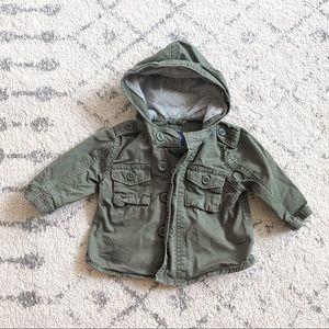 Gap Olive Green Jacket